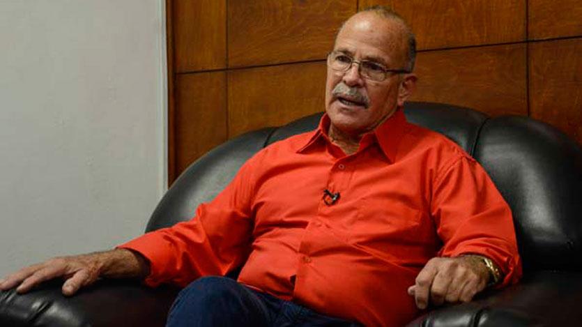Jorge Delgado Bustillo, director de la Unidad Central de Cooperación Médica del Ministerio de Salud Pública de Cuba