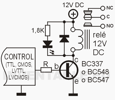 Led Wiring Diagram 12v
