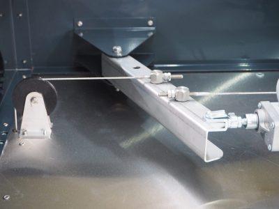Detalj hjulvaskemaskin - INVENTECH AS
