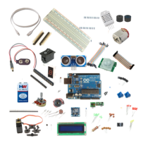 Invent! Microcontroller Starter Kit
