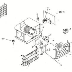 Magnetek Motor Wiring Diagram 2010 Chevy Equinox Brake Pièces Pour Aérotherme Commercial | Inventex