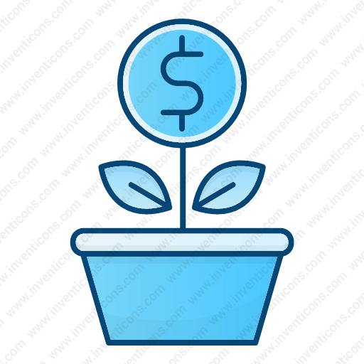 download growth business icon