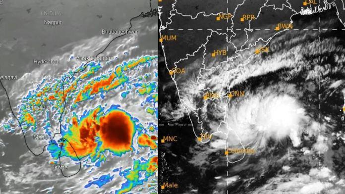 Cyclone Nivar Likely to Hit South Andhra Pradesh