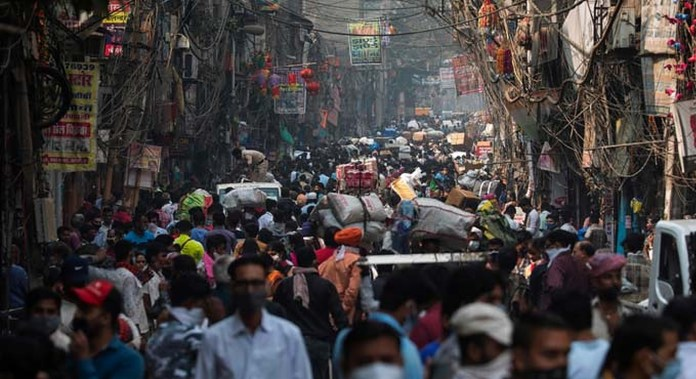 Delhi COVID 19 Pandemic.v1