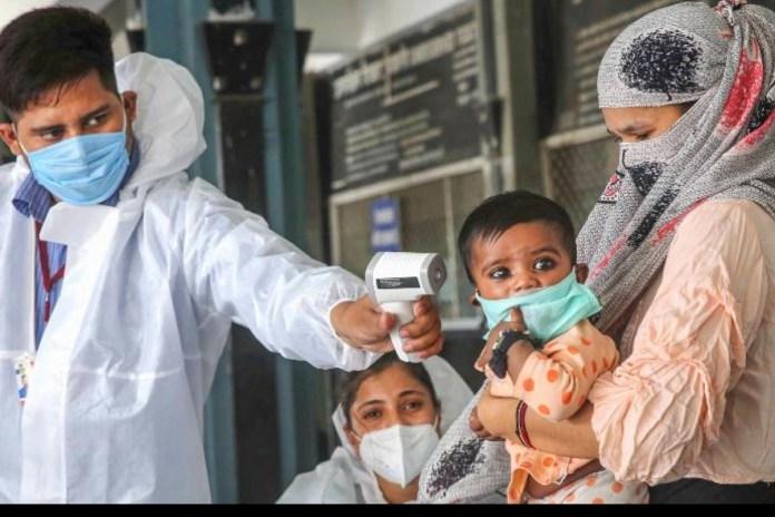 India coronavirus PTI