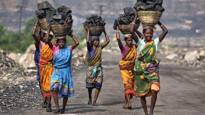 women labour