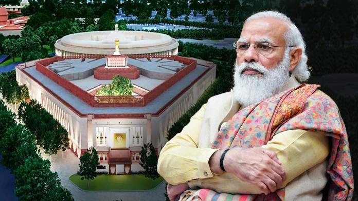 PM Narendra Modi to Lay Foundation of New Parliament Building