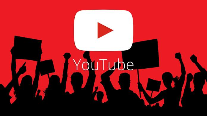 youtube crowd uproar protest ss 19201920