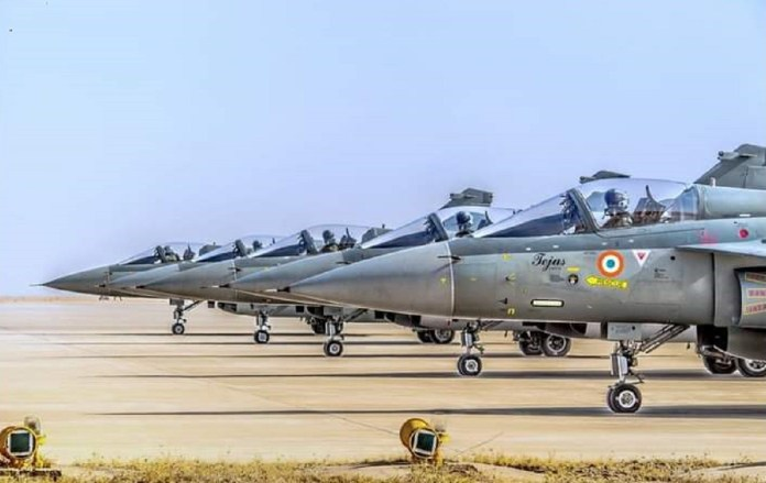hal to start delivery of 83 tejas mk1a within 3 years ccs approves 48 000 crore deal