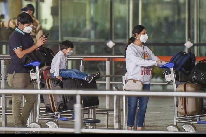 mumbai airport  PTI 1