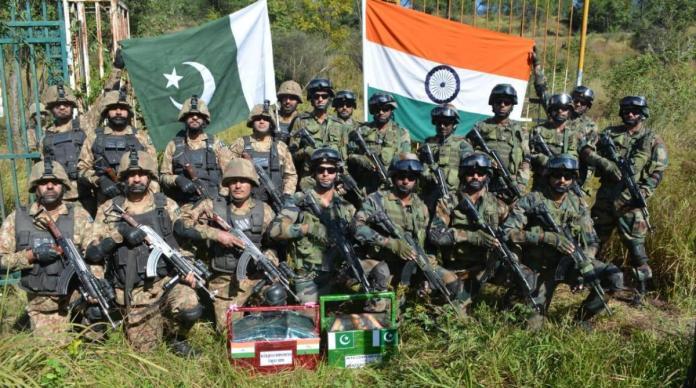 Pakistan India