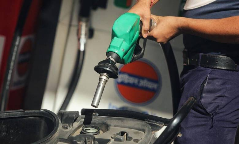 petrol diesel price today express photo 1200
