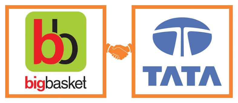 Line Cleared For TATAs To Purchase BigBasket