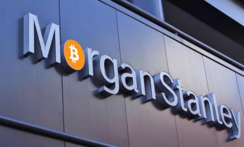 morgan stanley bitcoin btc cryptocurrencies futures