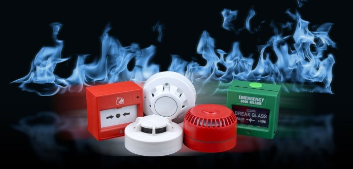 fire alarms security