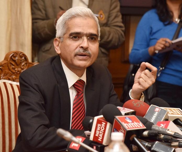 Shaktikanta Das IAS