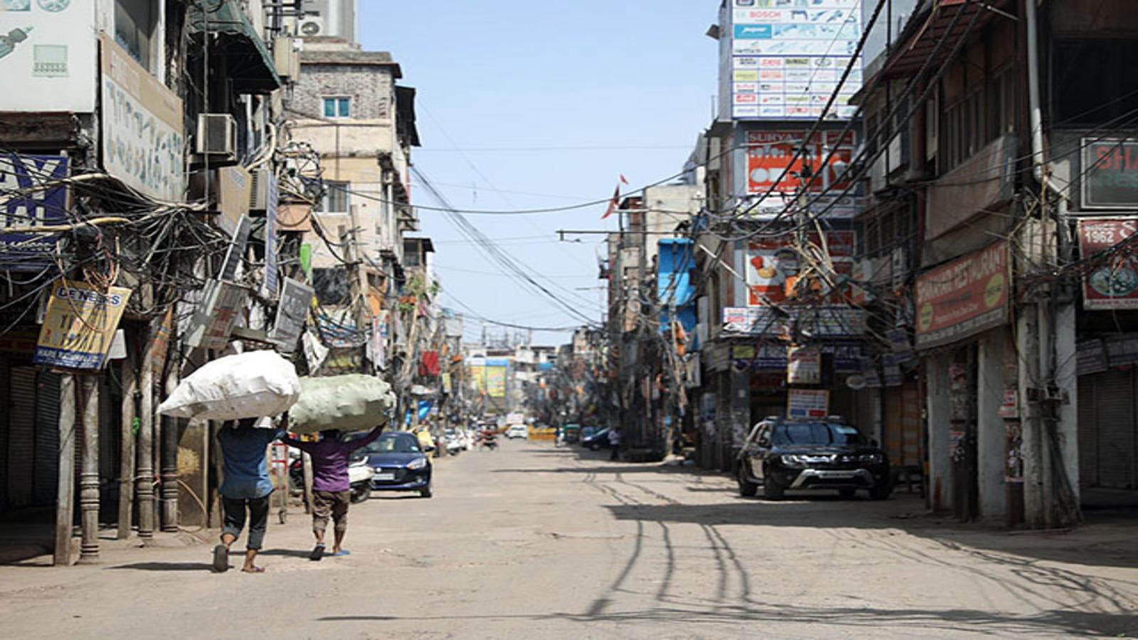 markets, malls reopen in delhi on odd-even basis - inventiva