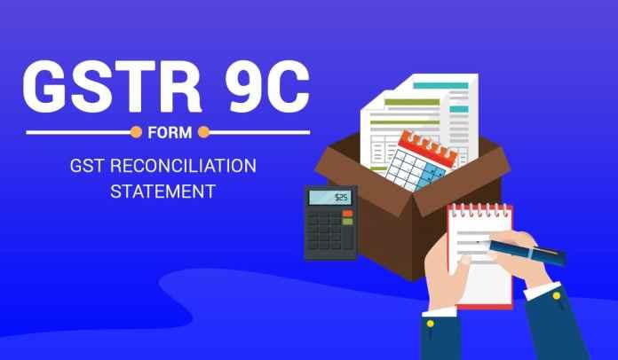 GSTR 9C Form