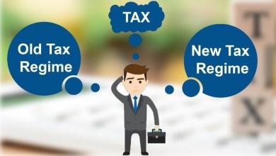 new tax or old tax regime