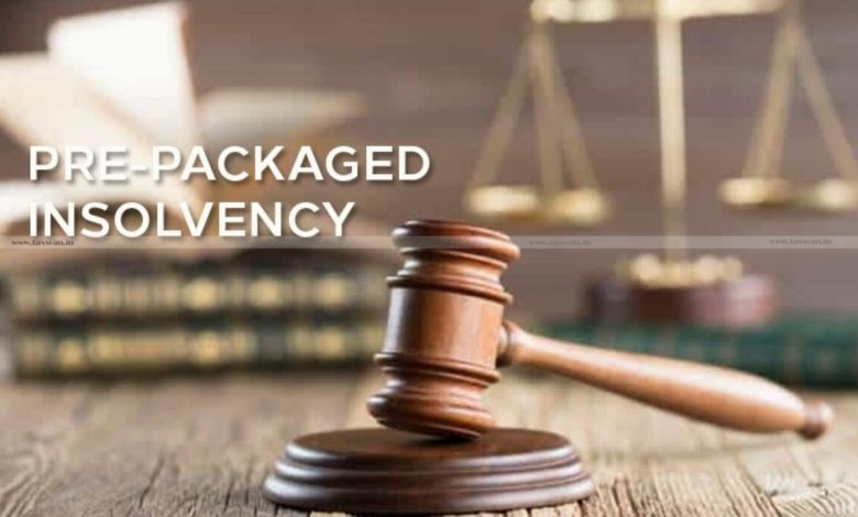 insolvency resolution for msmes