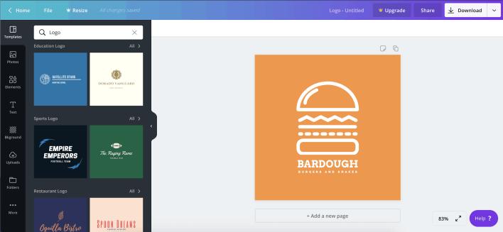 best really free logo makers logo design generators image14
