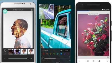 android photo editing apps