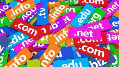 top level domain names 1