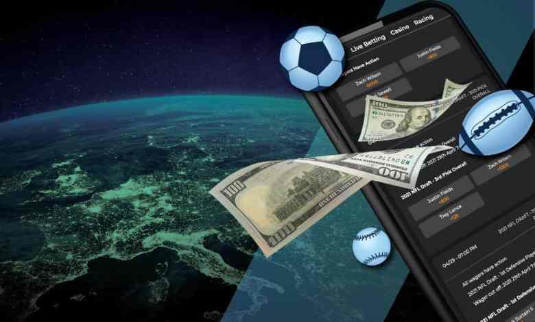 sports betting industry worldwide