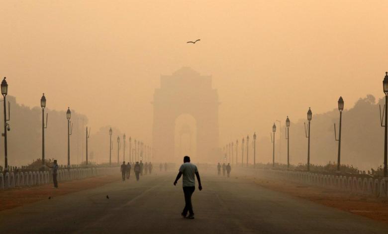 india delhi pollution