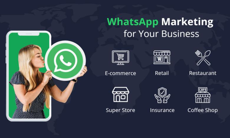 whatsapp marketing for business