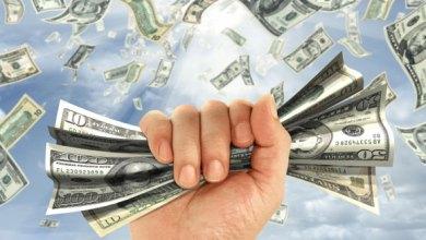raining money 2