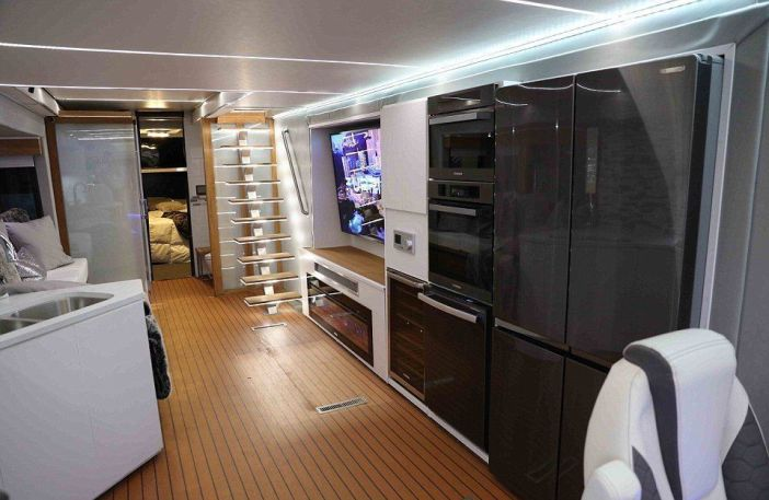 motorhome furrion interior