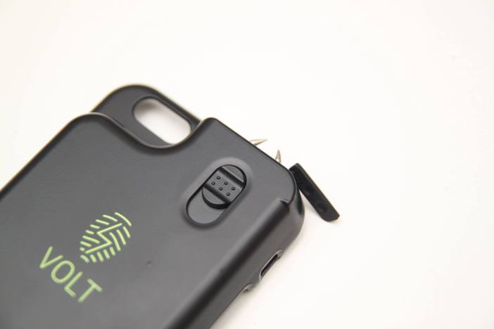 Volt Case funda movil pistola taser