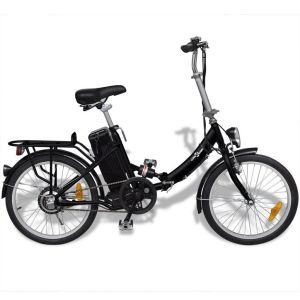 mejores bicicletas plegables vidaXL