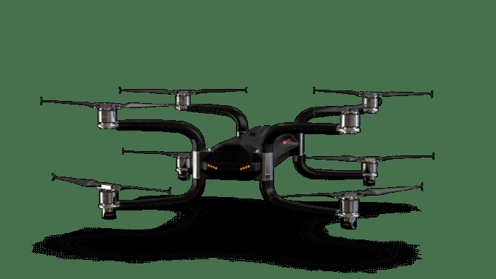 drones profesionales de carga Griff Aviation