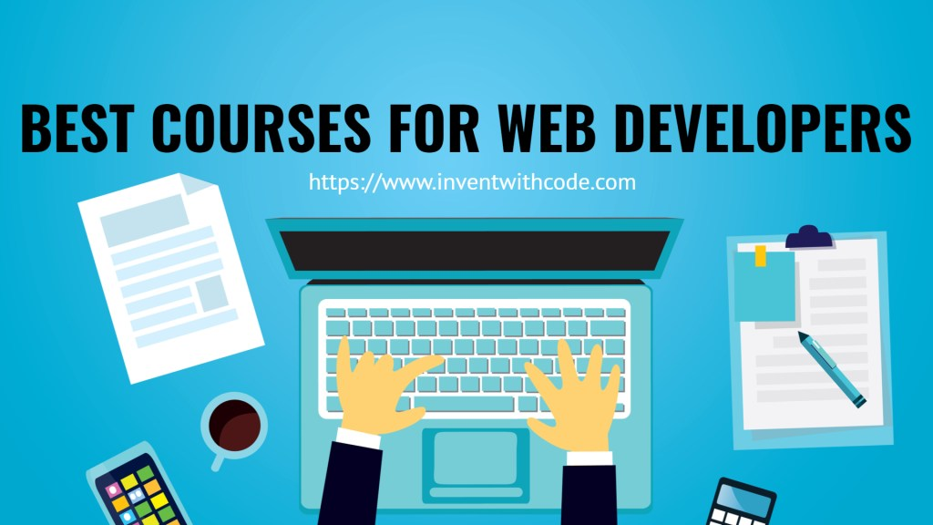 Best Courses For Web Developers