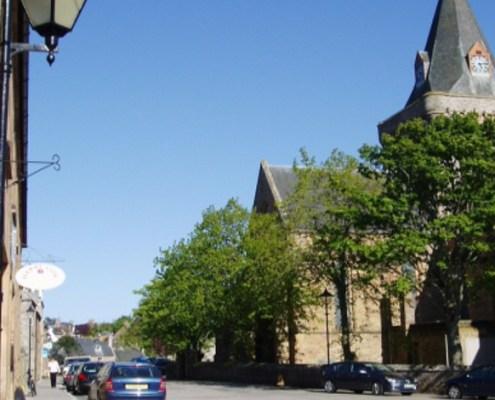 Dornoch cathedral - impressive to visit