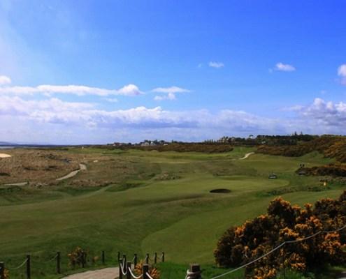 Royal Dornoch Golf Club 7th Tee