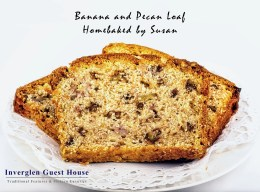 Banana and Pecan Loaf Breakfast Special