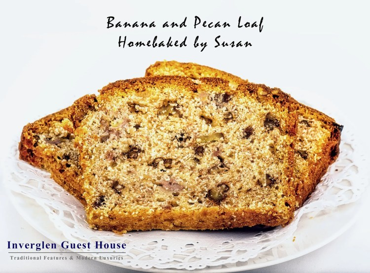 Banana and Pecan Loaf