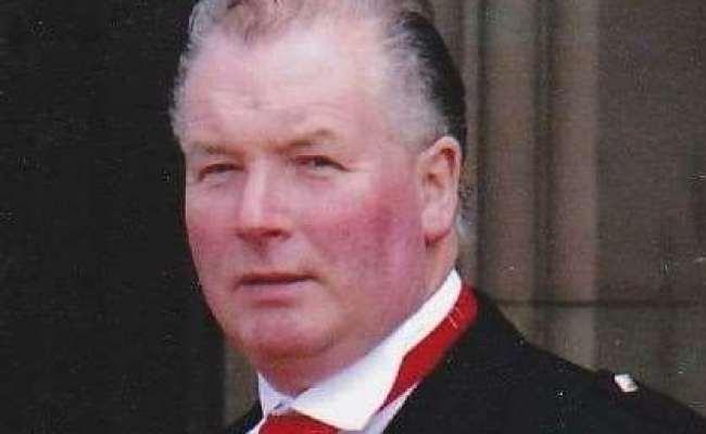Harry Gow Tree Tribute For Dream Ring Fan Stuart Fraser
