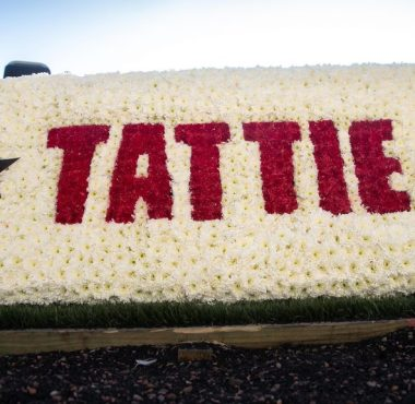 Tattie flowers