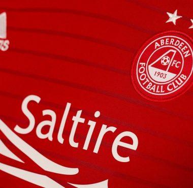 Aberdeen FC Home Shirt