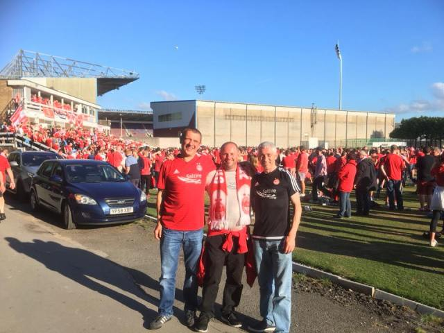 Gary Findlay on Facebook - COYR