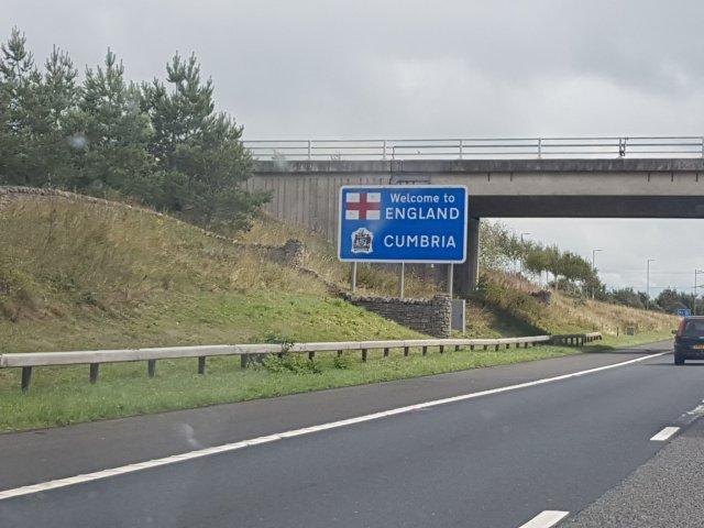 @gregABZ03 - Welcome to England. #coyr #burnleyaway #burnley #aberdeen