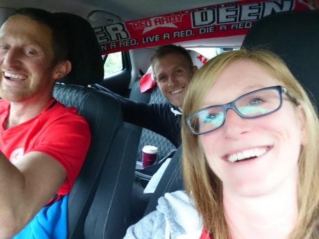 @samreid84 - #OnOurWay #COYR #Burnley