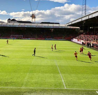 Aberdeen 1 v Motherwell 0