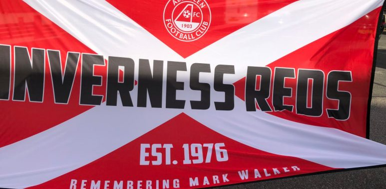 Inverness Reds Flag