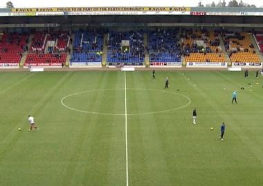 St Johnstone v Aberdeen