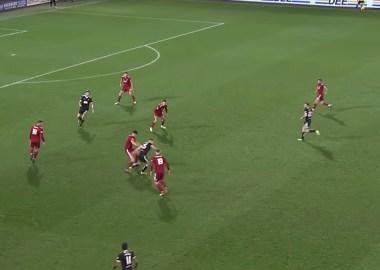Aberdeen 0 v Hamilton 2